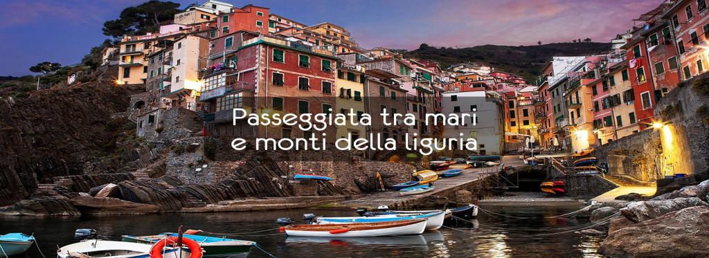 Passeggiata tra Mari e Monti della Liguria