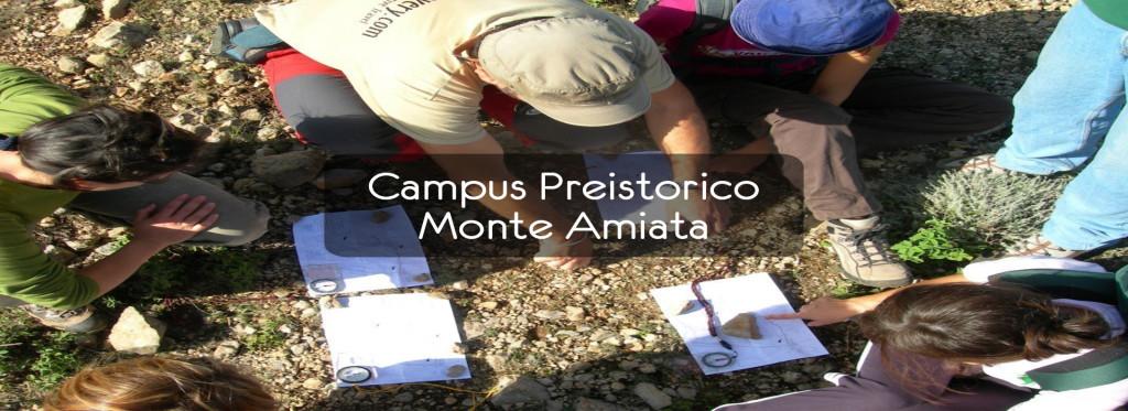 Campus Preistorico sul Monte Amiata