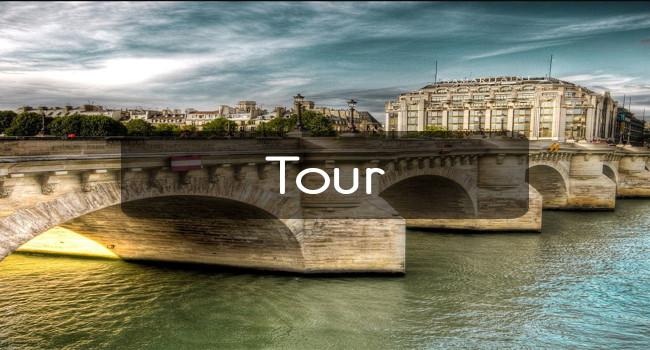 Tours centro