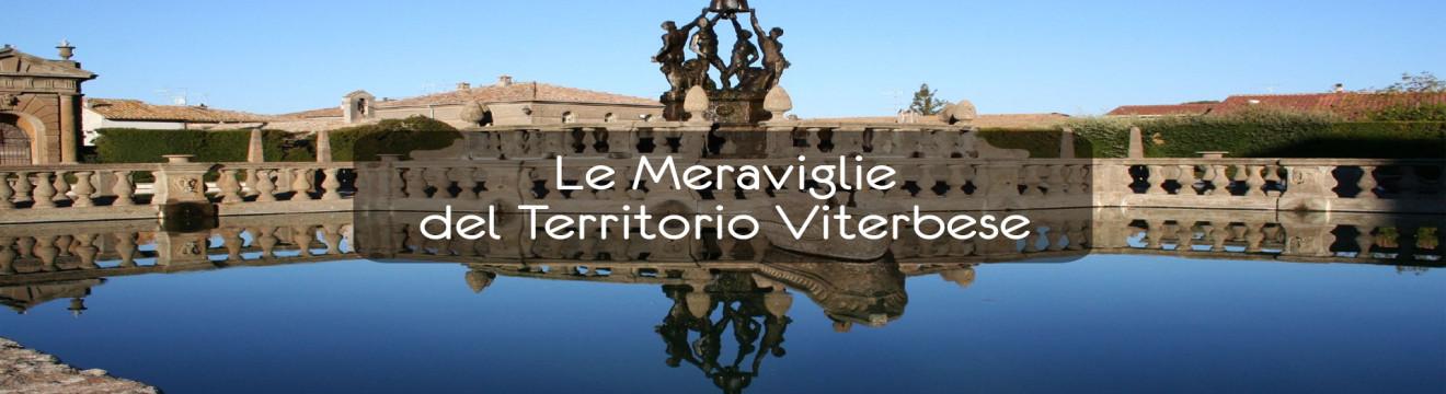 Immagine Evidenza Le Meraviglie del Territorio Viterbese