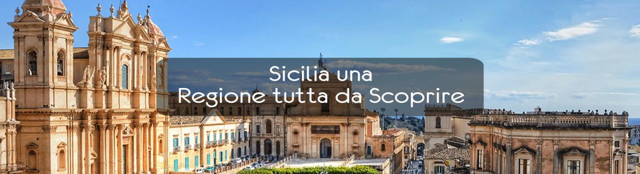 Immagine Evidenza Sicilia - Una Regione tutta da Scoprire